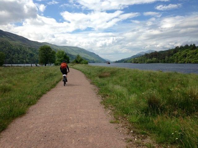 Cycle Tour Scotland
