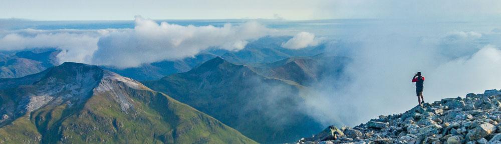 Ben Nevis Munro Scotland