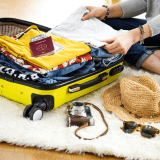 What to pack for holidays