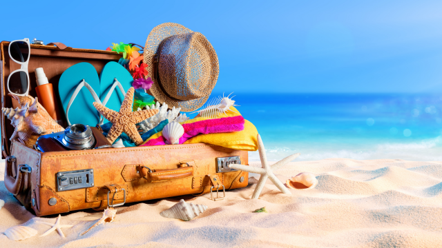 What to pack for your holidays